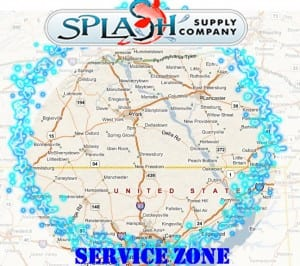 SPLASH SERVICE ZONE