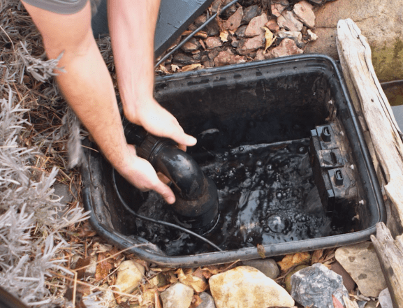 Protect Your Pond in Extreme Cold